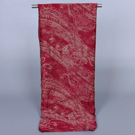 Voile Paisley Printed Warm Women's Scarf