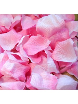 Faddish Pink wedding Rose Petals