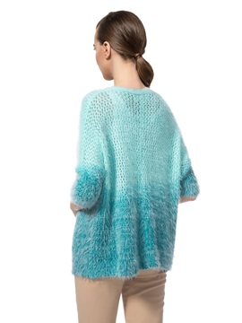 Gorgeous Euramerican Loose Knit All-matched Cardigan