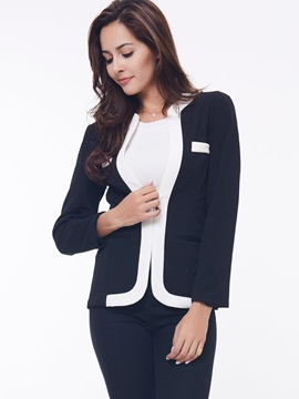 Premier Korean Style Slim Assorted Colors Casual Blazer