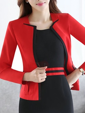 Stylish Multi Color Short Blazer
