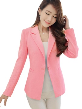 Stylish Multi Color Slim Blazer
