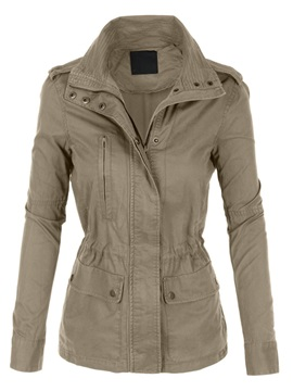 Women Jacket Slim Fit