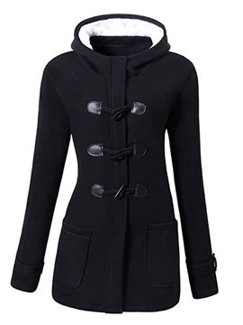 Slim Pocket Standard Women's Cotton Padded Jacket