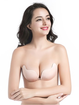 Invisible Push Up One-Piece Nipple Covers