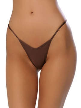 Hot Sale See-through Women Thong