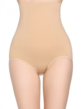 Women's High Waist Tummy Control Brief Panty