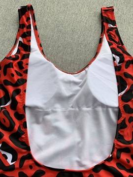 Leopard Sexy One Piece Swimwear