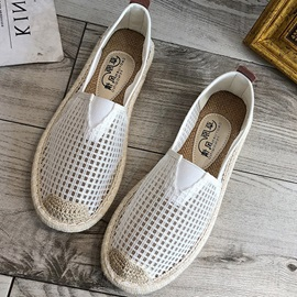 Slip-On Thread Hollow Casual Women's Flats