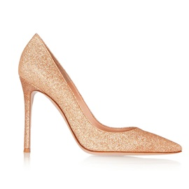 Sequins Pointed Toe Stiletto Heel Classic Pumps