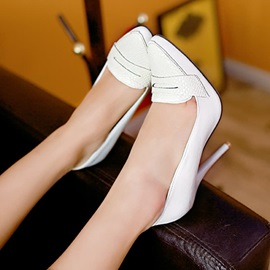 OL & Loaf Style Classic Pumps