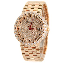 Exquisite Rhinestone Decorated High Quality Watch