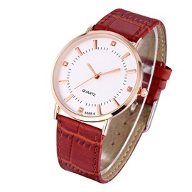 Casual Style Lovers' Watches ( Price for a Pair )