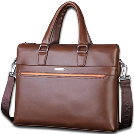 Solid Soft  Men Bag