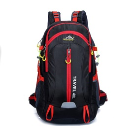 Anti Soil Ventilate Design Profession Travel Backpack