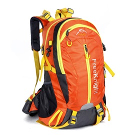 Outdoor Sports Zipper Backpack