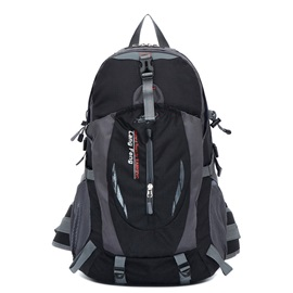 Outdoor Waterproof Nylon Backpack