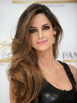 Long Wavy Lace Front Human Hair Wig 24 Inches