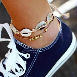 Female Conch Anklets