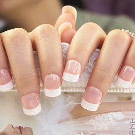 Japanese Style Cute Short Nail Art Patch
