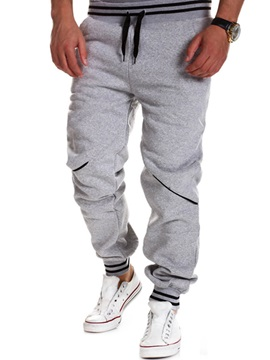 Loose Polyester Drawstring Men's Jogger