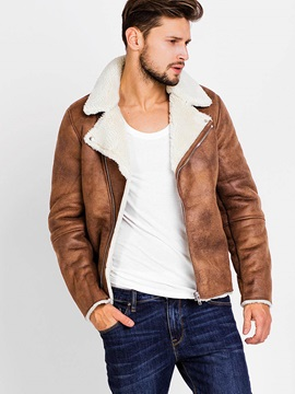 Parka da Uomo Fit Causal