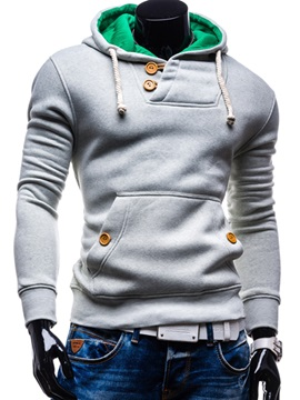 Tidebuy Hooded Pocket Men's Hoodie