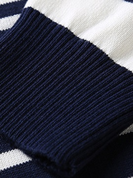 Stripe Pullover Vogue Men's Sweater