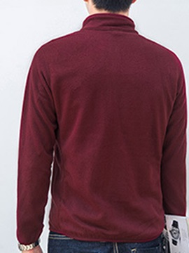 Cardigan Embroidery Spring Men's Jacket