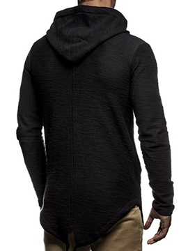 Cardigan Thick Casual Men's Hoodie Coat