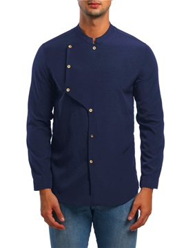 Plain Special Designed Men's Shirt