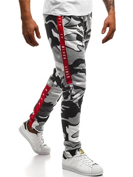 Camo Men's Casual Sports Pants