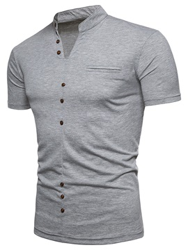 Tidebuy Short Sleeves Slim Men's T-shirt
