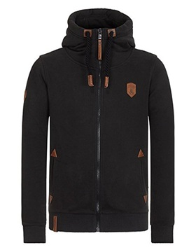Tidebuy Hooded Zipper Up Men's Hoodie