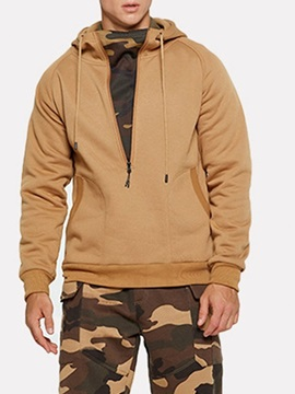 Patchwork Pullover Camouflage Spring Men's Hoodies