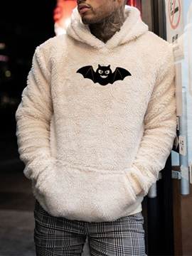 Halloween Thick Pullover Animal Pullover Men's Hoodies