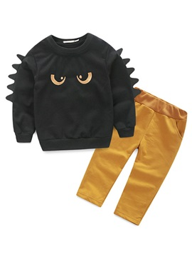 The Small Monster Hoodie & Pants 2-Piece Outfit