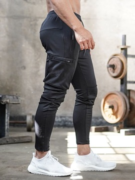 Pocket Pencil Pants Sports Men's Casual Pants