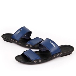 PU Open-Toe Antiskid Beach Sandals