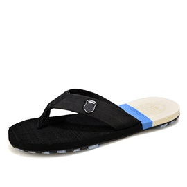 Buy British Color Block Thong Flat Sandals