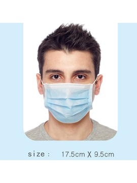 Pack of 50 Disposable Medical Face Mask