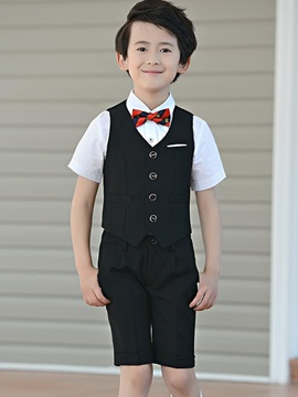 Boy's Formal Piano Performance Outfit