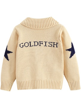 Soft Long Sleeve Boy Knitted Sweater