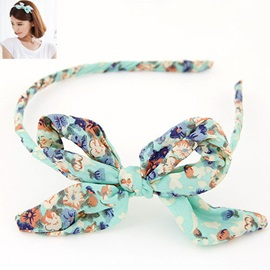 Bowknot Decorated Hair Band