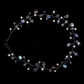 European Style Fully Jewelled Women's Hair Accessories