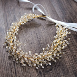 European Style Branch Shape Rhinestone Wedding Hair Accessories