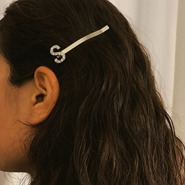 Hairpin Sweet Letter Prom Hair Accessories