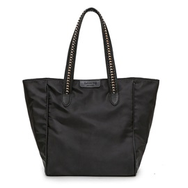 Simple Waterproof Oxford Cloth Tote Bag