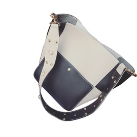 Contracted Pearl Decoration Strap Cross Body Bag