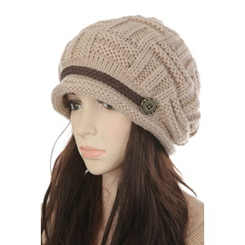 Vogue Popular All-matched Knitted Hat